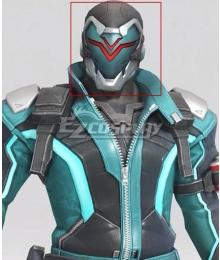 Overwatch OW Soldier 76 Venom Skin John Jack Morrison Helmet Cosplay Accessory Prop