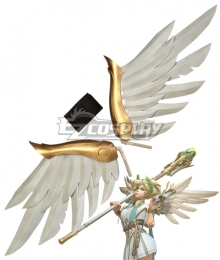 Overwatch OW Summer Games 2017 Winged Victory Mercy Skin Wing Cosplay Accessory Prop