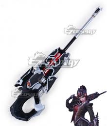 Overwatch OW Widowmaker Amelie Lacroix Huntress Skin Sniper Gun Cosplay Weapon Prop