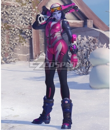 Overwatch OW Widowmaker Biathlon Skin Cosplay Costume
