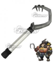 Overwatch Roadhog Hook Cosplay Weapon Prop
