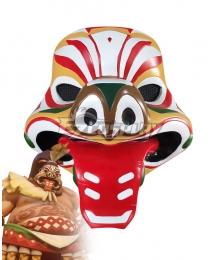 Overwatch Roadhog Toa Skin Mask Cosplay Accessory Prop