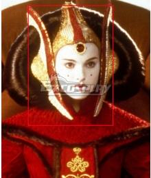 Star Wars The Phantom Menace Padme Amidala Head wear Cosplay Accessory Prop