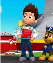 PAW Patro Ryder Cosplay Costume Only Vest