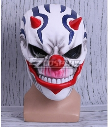 Payday2 Rust Halloween Mask Cosplay Accessory Prop