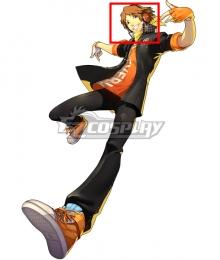 Persona 4 Yosuke Hanamura Brown Cosplay Wig