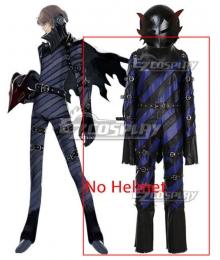 Persona 5 Goro Akechi Loki Cosplay Costume - No Helmet