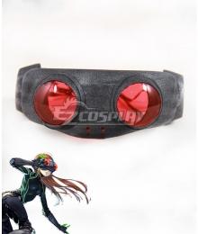 Persona 5 Navi Futaba Sakura Goggles Cosplay Accessory Prop