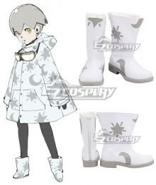 Persona 5 Royal Jose White Shoes Cosplay Boots
