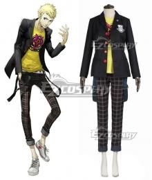 Persona 5 Ryuji Sakamoto School Uniform Cosplay Costume