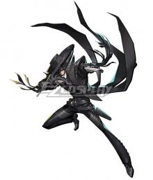 Persona 5 Scramble: The Phantom Strikers Zenkichi Hasegawa Wolf Cosplay Costume