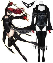 Persona 5 The Royal Kasumi Yoshizawa Battle Suit Cosplay Costume