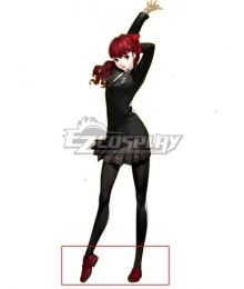 Persona 5 the Royal Kasumi Yoshizawa Red Cosplay Shoes
