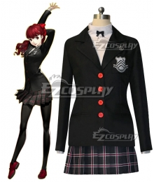 Persona 5 The Royal Kasumi Yoshizawa Uniforms Cosplay Costume
