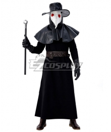Plague Doctor Halloween Cosplay Costume - A Edition