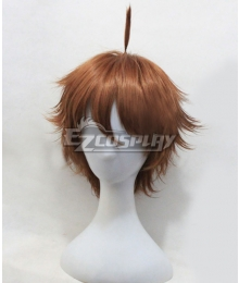 Plastic Memories Tsukasa Mizugaki Brown Cosplay Wig