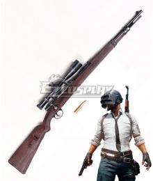 PlayerUnknown's Battlegrounds First Person Game Karabiner 98 Kurz Gun Cosplay Weapon Prop