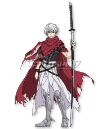 Plunderer Licht Bach Cosplay Costume