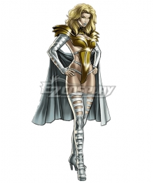 Marvel: Avengers Alliance Jean Grey Emma Frost Wolverine Phoenix Cosplay Costume