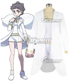 Pokémon Champion Diantha Cosplay Costume
