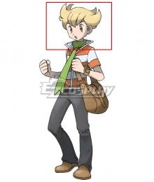 Pokémon Pokemon Diamond and Pearl and Platinum Barry Golden Cosplay Wig