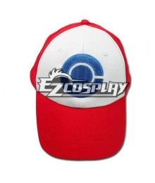 Pokemon Ash Ketchum Cosplay Hat