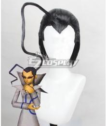 Pokemon Colosseum Ein Black Cosplay Wig