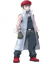 Pokemon Factory Head Noland Cosplay Costume