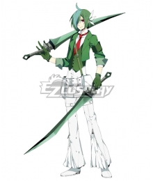 Pokemon Pokémon Gallade Human Cosplay Costume