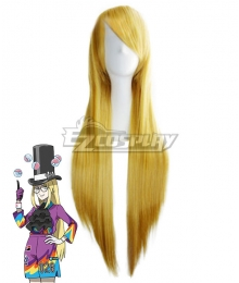 Pokemon Pokémon Sword And Shield Avery Golden Cosplay Wig