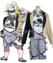 Pokemon Pokémon Sword And Shield Gordie Cosplay Costume
