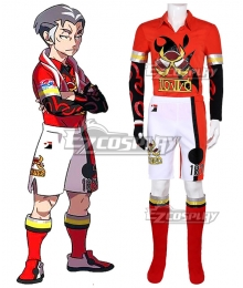 Pokemon Pokémon Sword And Shield Kabu Cosplay Costume
