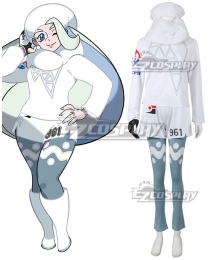 Pokemon Pokémon Sword And Shield Melony Cosplay Costume