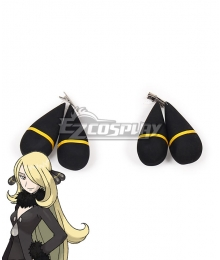 Pokemon Sun And Moon Cynthia Headwear Cosplay Accessory Prop