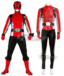 Power Rangers Beast Morphers Beast Morphers Red Cosplay Costume