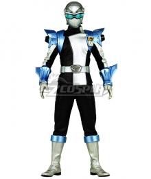 Power Rangers Beast Morphers Beast Morphers Silver Cosplay Costume
