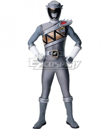 Power Rangers Dino Charge Dino Charge Graphite Ranger Cosplay Costume