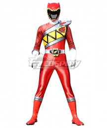 Power Rangers Dino Charge Dino Charge Red Ranger Cosplay Costume