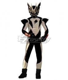 Power Rangers Jungle Fury Jungle Fury Bat Ranger Cosplay Costume