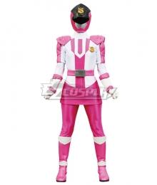 Power Rangers Kaitou Sentai Lupinranger VS Keisatsu Sentai Patranger Patren 3gou Female Cosplay Costume