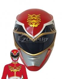 Power Rangers Megaforce Megaforce Red Helmet 3D Printed Cosplay Accessory Prop