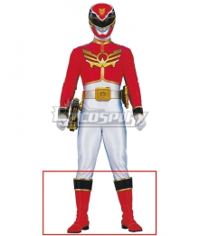 Power Rangers Megaforce Megaforce Red Red Shoes Cosplay Boots