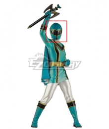 Power Rangers Mystic Force Blue Mystic Ranger Helmet Cosplay Accessory Prop