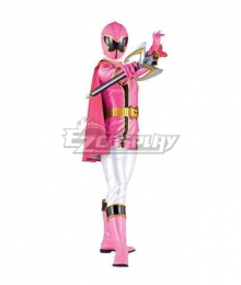 Power Rangers Mystic Force Pink Mystic Ranger Cosplay Costume