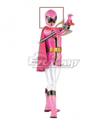 Power Rangers Mystic Force Pink Mystic Ranger Helmet Cosplay Accessory Prop