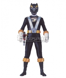 Power Rangers RPM Ranger Operator Series Black Cosplay Costume