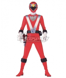Power Rangers RPM Ranger Operator Series Red Cosplay Costume
