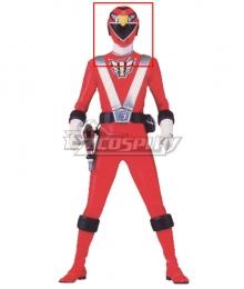 Power Rangers RPM Ranger Operator Series Red Helmet Cosplay Accessory Prop