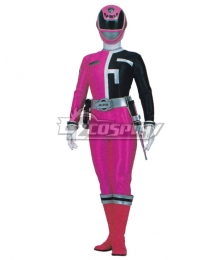 Power Rangers S.P.D. SPD Pink Ranger Cosplay Costume