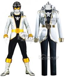Power Rangers Super Megaforce Super Megaforce Silver Cosplay Costume